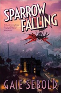 sparrow falling cover